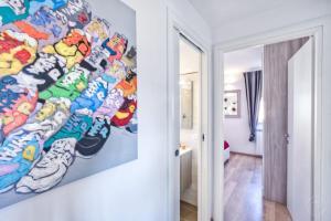 Terrace Apartments, Ferienwohnungen  Rom - big - 22
