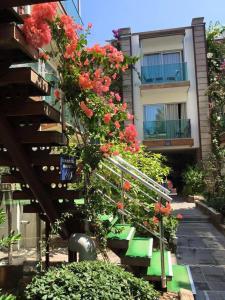 Marin-A Hotel, Hotely  Turgutreis - big - 57