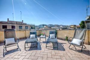 Terrace Apartments, Ferienwohnungen  Rom - big - 17