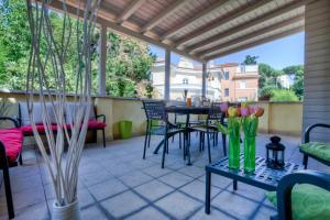 Terrace Apartments, Ferienwohnungen  Rom - big - 13
