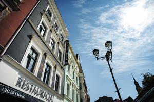 Apartamenty Toruń Rynek Staromiejski, Appartamenti  Toruń - big - 47