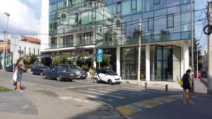 Apartment Brigada, Apartmány  Belehrad - big - 71