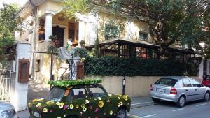 Apartment Brigada, Apartmány  Belehrad - big - 81