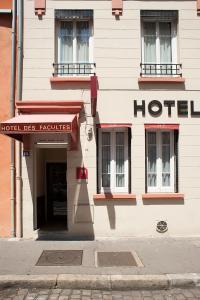 Hôtel des Facultés, Hotely  Lyon - big - 1