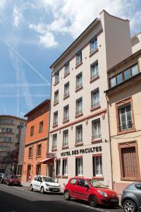 Hôtel des Facultés, Hotely  Lyon - big - 31