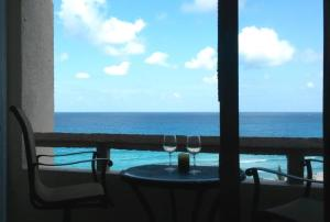 Beach Front Penthouse, Appartamenti  Cancún - big - 2