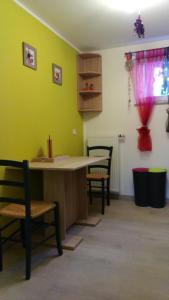 Haus Steeg, Apartmanok  Braunlage - big - 4