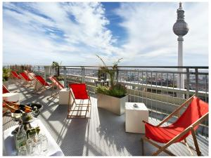 Park Inn by Radisson Berlin Alexanderplatz, Hotely  Berlín - big - 23