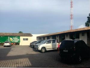 Pousada Jardim, Penzióny  Estância - big - 12