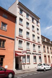Hôtel des Facultés, Hotely  Lyon - big - 27