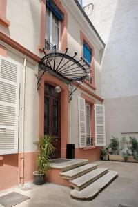 Hôtel des Facultés, Hotely  Lyon - big - 22