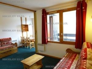 Rental Apartment Cachette - Valmorel I, Apartmány  Valmorel - big - 6