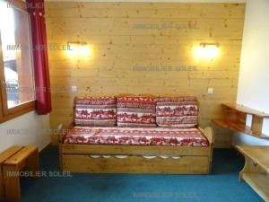 Rental Apartment Cachette - Valmorel I, Apartmány  Valmorel - big - 5