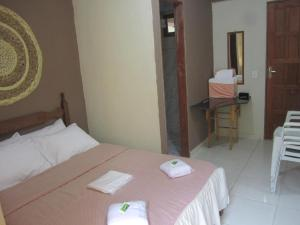 Pousada e Hostel Pedra do Elefante, Guest houses  Guarapari - big - 48