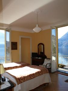 Hotel Olivedo, Hotel  Varenna - big - 59