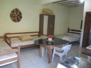 Pousada e Hostel Pedra do Elefante, Pensionen  Guarapari - big - 21