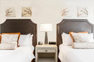 Standard Doppelzimmer mit 2 Doppelbetten - Nichtraucher