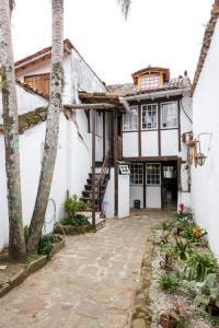 Casa no Centro Histórico de Paraty, Проживание в семье  Парати - big - 20