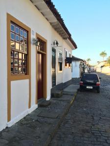 Casa no Centro Histórico de Paraty, Проживание в семье  Парати - big - 24