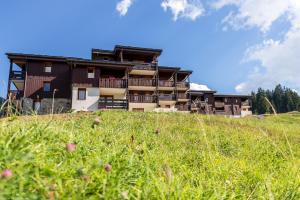 Résidence Maeva Planchamp et Mottet, Apartmánové hotely  Valmorel - big - 11