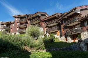 Résidence Maeva Planchamp et Mottet, Apartmánové hotely  Valmorel - big - 10
