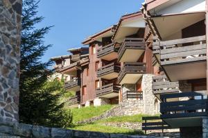 Résidence Maeva Planchamp et Mottet, Apartmánové hotely  Valmorel - big - 33