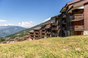 Résidence Maeva Planchamp et Mottet, Apartmánové hotely  Valmorel - big - 30