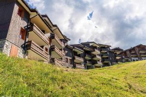 Résidence Maeva Planchamp et Mottet, Apartmánové hotely  Valmorel - big - 29