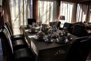 Holiday Home Koča na samem, Holiday homes  Moravske-Toplice - big - 18