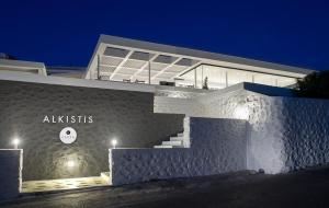 Alkistis Hotel(Agios Stefanos)