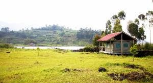 Lake Chahafi Resort, Luxury tents  Kisoro - big - 43