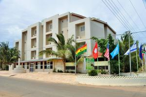 SwissGha Hotels Christian Retreat & Hospitality Centre, Hotely  Tema - big - 41