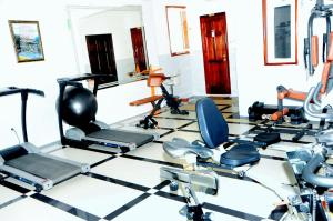 SwissGha Hotels Christian Retreat & Hospitality Centre, Hotely  Tema - big - 39