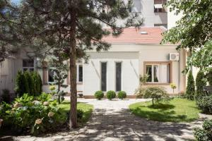 Green and Blue Garden Apartments, Apartmanok  Belgrád - big - 27