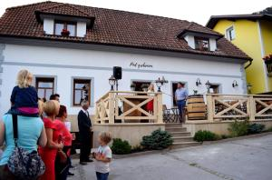 Guest House Pod Grebenom