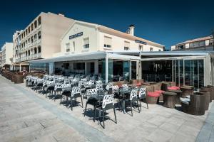 Hôtel Restaurant le Voilis, Szállodák  Le Grau-d'Agde - big - 9