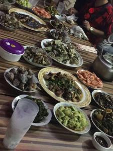 Laoshan Shengyoujia Guesthouse, Vendégházak  Csingtao - big - 18