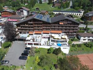 Hôtel Du Golf and Spa, Hotely  Villars-sur-Ollon - big - 47