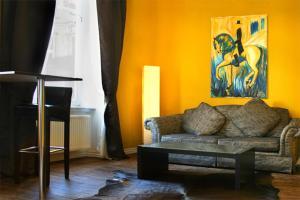 Strumpfeck Suites, Appartamenti  Traben-Trarbach - big - 12