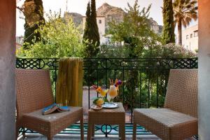 Hotel Villa Schuler, Hotels  Taormina - big - 19