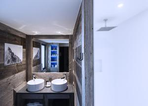 Hotel Farinet, Hotels  Verbier - big - 7