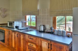 Berluda Farmhouse and Cottages, Ferienwohnungen  Oudtshoorn - big - 22