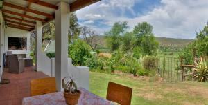 Berluda Farmhouse and Cottages, Ferienwohnungen  Oudtshoorn - big - 54