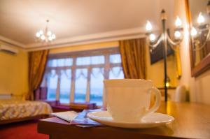 Гостиница Огни Енисея, Hotels  Krasnoyarsk - big - 40