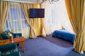 Гостиница Огни Енисея, Hotels  Krasnoyarsk - big - 17