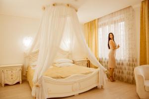 Гостиница Огни Енисея, Hotels  Krasnoyarsk - big - 28