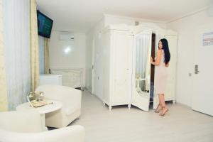 Гостиница Огни Енисея, Hotels  Krasnoyarsk - big - 37