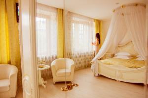Гостиница Огни Енисея, Hotels  Krasnoyarsk - big - 36