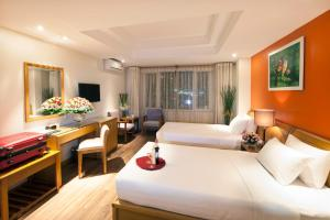 Roseland Corp Hotel, Hotels  Ho-Chi-Minh-Stadt - big - 9