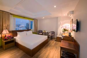 Roseland Corp Hotel, Hotels  Ho-Chi-Minh-Stadt - big - 5